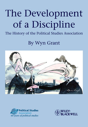 The Development of a Discipline: The History of the Political Studies Association (1444332104) cover image
