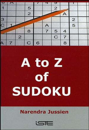A to Z of Sudoku (1847040004) cover image