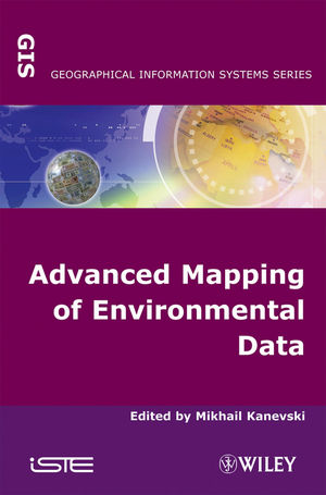 Advanced Mapping of Environmental Data (1848210604) cover image