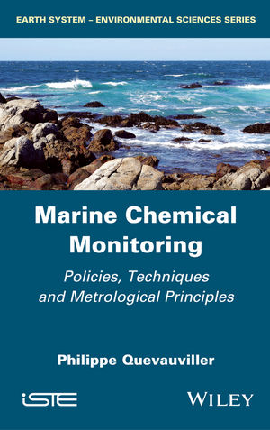 Marine Chemical Monitoring: Policies, Techniques and Metrological Principles