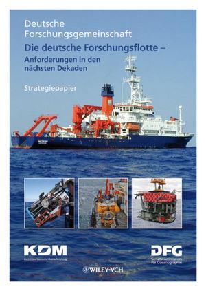 Die deutsche Forschungsflotte: Anforderungen in den nächsten Dekaden