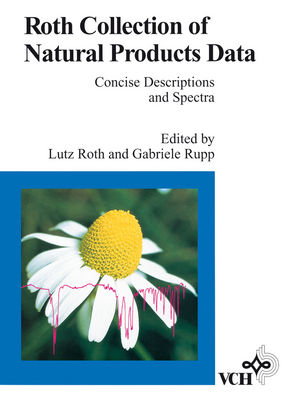 Roth Collection of Natural Products Data: Concise Descriptions and Spectra (3527615504) cover image
