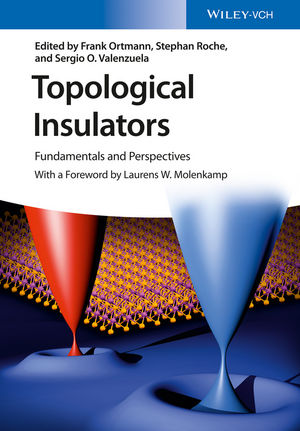 Topological Insulators: Fundamentals and Perspectives (3527681604) cover image