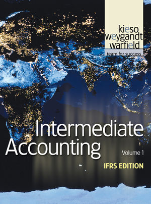 Intermediate Accounting: IFRS Edition (EHEP001504) cover image