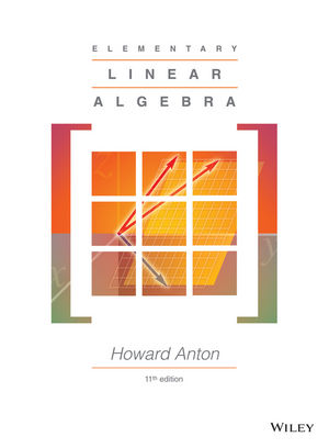 Elementary Linear Algebra, 11th Edition (EHEP003004) cover image