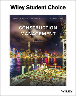 Construction Management, 5th Edition (EHEP003704) cover image