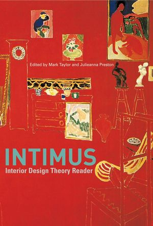 INTIMUS: Interior Design Theory Reader (0470015705) cover image