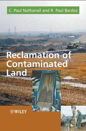 Reclamation of Contaminated Land (0470026405) cover image