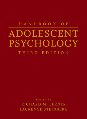 Handbook of Adolescent Psychology, Two-Volume Set, 3rd Edition (0470149205) cover image