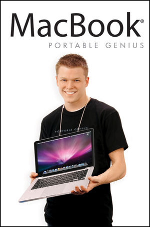 MacBook Portable Genius (0470406305) cover image