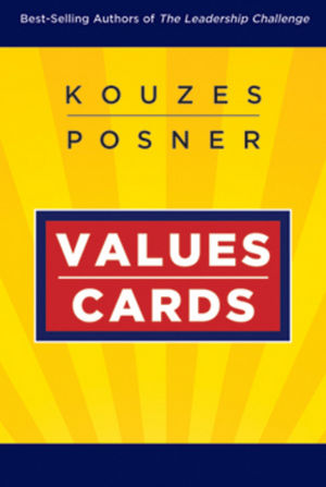 The Leadership Challenge Workshop: Values Cards, 4th Edition