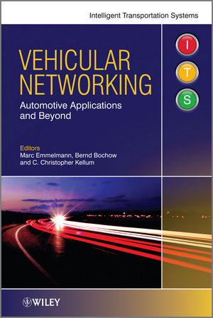 Vehicular Networking: Automotive Applications and Beyond (0470661305) cover image