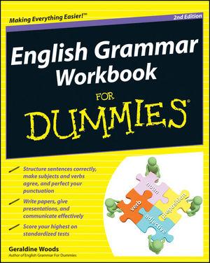 English Grammar Workbook For Dummies, 2nd Edition
