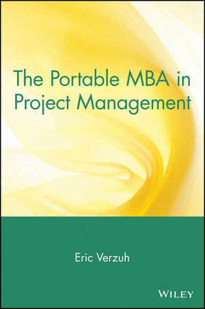 The Portable MBA in Project Management (0471448605) cover image