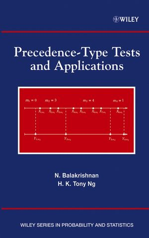 Precedence-Type Tests and Applications (0471457205) cover image