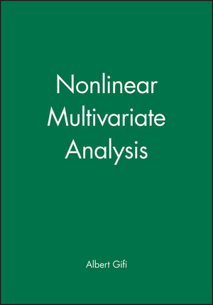 Nonlinear Multivariate Analysis
