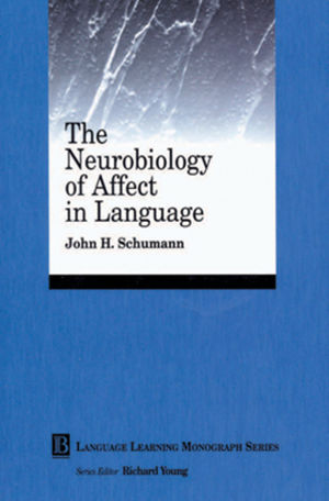 The Neurobiology of Affect in Language Learning (0631210105) cover image