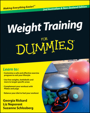 Weight Training For Dummies, 2nd Australian and New Zealand Edition
