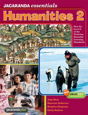 Jacaranda Essentials: Humanities 2 and eBookPLUS