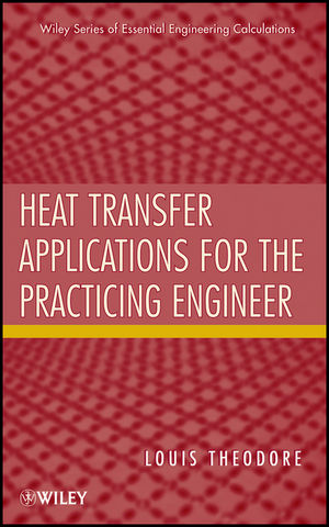 Heat Transfer Applications for the Practicing Engineer (1118002105) cover image
