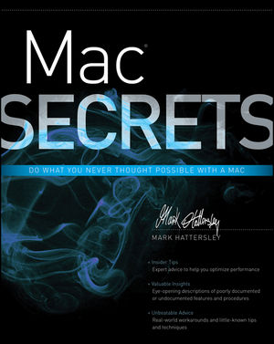 Mac Secrets (1118024605) cover image