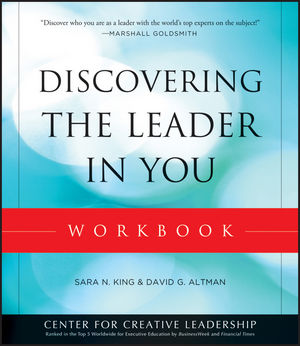 Discovering the Leader in You Workbook (1118103505) cover image
