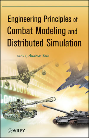 Engineering Principles of Combat Modeling and Distributed Simulation (1118180305) cover image