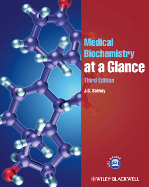 Medical Biochemistry at a Glance, 3rd Edition (1118292405) cover image