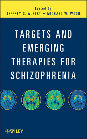 Targets and Emerging Therapies for Schizophrenia (1118309405) cover image