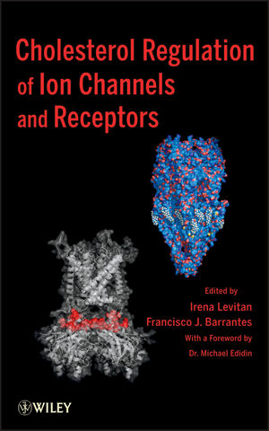 Cholesterol Regulation of Ion Channels and Receptors (1118342305) cover image