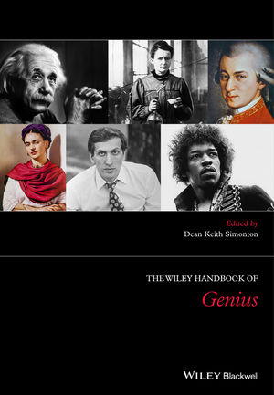 The Wiley Handbook of Genius (1118367405) cover image