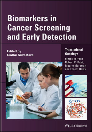 Biomarkers in Cancer Screening and Early Detection (1118468805) cover image