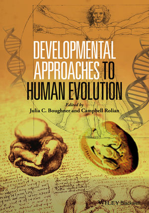 Developmental Approaches to Human Evolution (1118524705) cover image