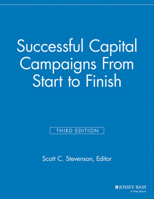 Successful Capital Campaigns: From Start to Finish, 3rd Edition