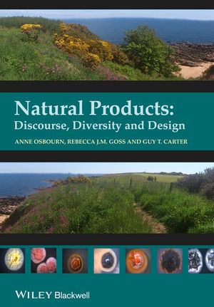 Natural Products: Discourse, Diversity, and Design (1118794605) cover image