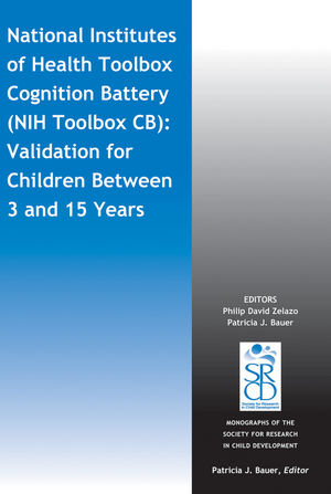 National Institutes of Health Toolbox Cognition Battery (NIH Toolbox CB): Validation for Children Between 3 and 15 Years