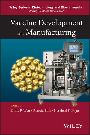 Vaccine Development and Manufacturing (1118870905) cover image