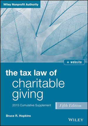 Charitable Giving 2015 Supplement, 5th Edition