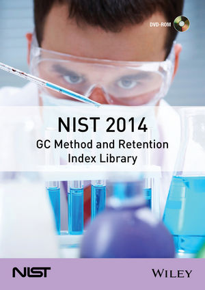 NIST 2014 GC Method and Retention Index Library (1118980905) cover image