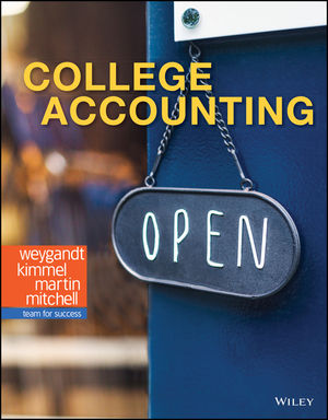 College Accounting, 1st Edition