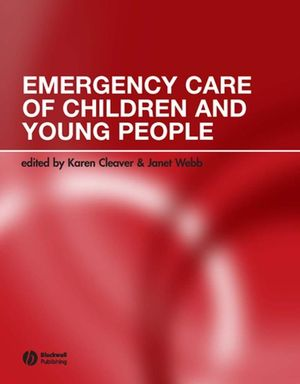 Emergency Care of Children and Young People (1405101105) cover image