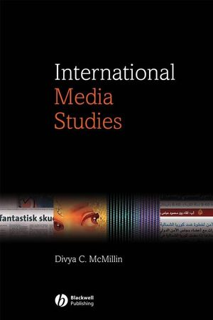 International Media Studies (1405118105) cover image