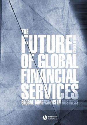 The Future of Global Financial Services (1405142405) cover image