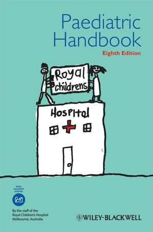 Paediatric Handbook, 8th Edition (1405174005) cover image