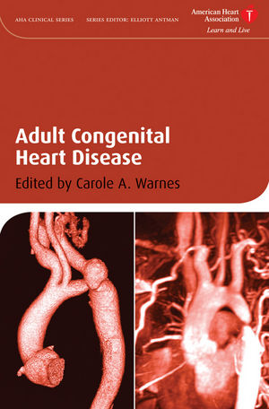 Adult Congenital Heart Disease (1405178205) cover image