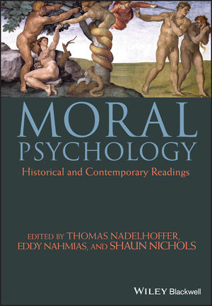 Moral Psychology: Historical and Contemporary Readings (1405190205) cover image