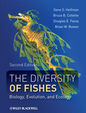 The Diversity of Fishes: Biology, Evolution, and Ecology, 2nd Edition (1444311905) cover image