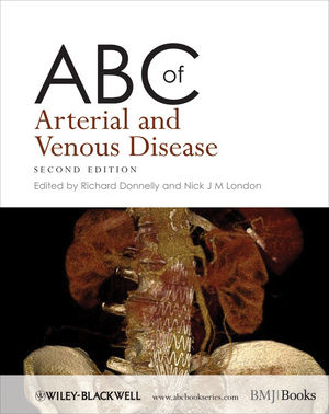 ABC of Arterial and Venous Disease, 2nd Edition (1444312405) cover image
