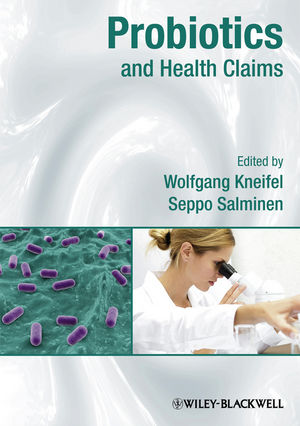 Probiotics and Health Claims (1444329405) cover image
