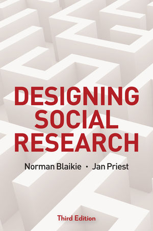 Designing Social Research: The Logic of Anticipation, 3rd Edition